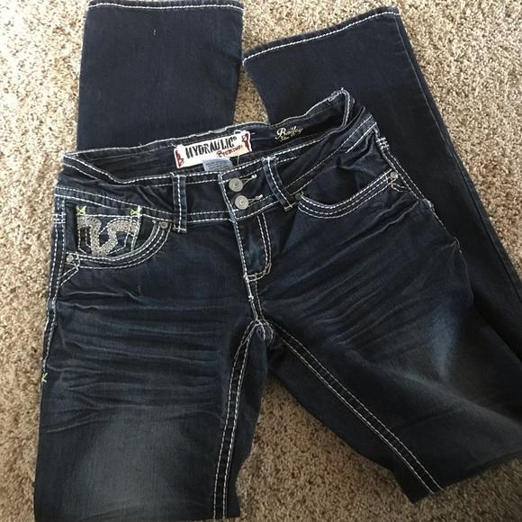 Hydraulic Bailey Slim Boot Jeans